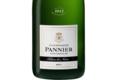Champagne Pannier. Blanc de noirs Millésimé