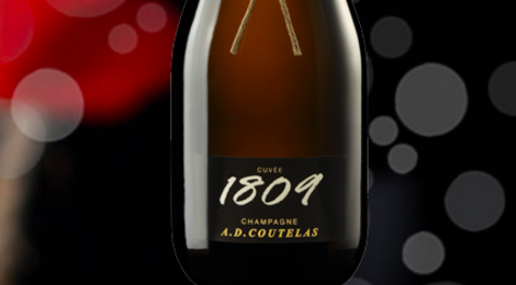 Champagne AD Coutelas. 1809