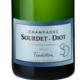 Champagne Sourdet Diot. Brut tradition