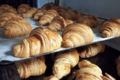 Boulangerie-Pâtisserie Placet. croissants
