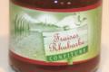 La Fraise De Voyenne. Confiture fraise rhubarbe
