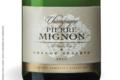 Champagne Pierre Mignon. Grande réserve