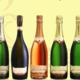 Champagne Paul Lerrede. Champagne rosé
