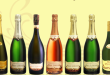 Champagne Paul Lerrede. Ratafia