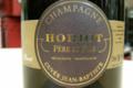 Champagne Horiot, père et fils.  Cuvée spéciale Jean-Baptiste
