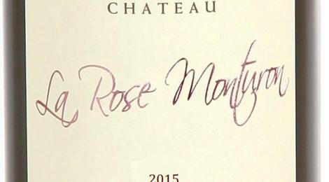 Château La Rose Monturon 2015