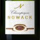 Champagne Nowack. Champagne brut carte d'or