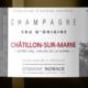 Champagne Nowack. Cru d'Origine Châtillon-Sur-Marne, Extra Brut