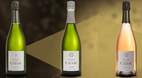 Champagne Etienne Calsac. Les Rocheforts