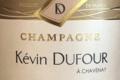 Champagne Kévin Dufour. Champagne brut