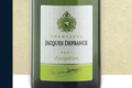 Champagne Jacques Defrance. Champagne brut exception