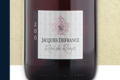 Champagne Jacques Defrance. Vin rosé des Riceys