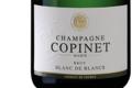 Champagne Marie Copinet. Brut Blanc de blancs