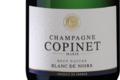 Champagne Marie Copinet. Brut Blanc de noirs