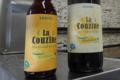 La Couzine, bière blonde brassée à Bord