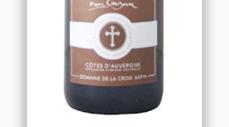 Domaine de la Croix Arpin Châteaugay rouge
