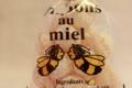Les ruchers du Sancy. Bonbons mielline
