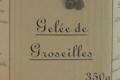 Les Délices de Fannette. Gelée de Groseilles