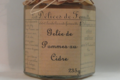 Les Délices de Fannette. Gelée de Pommes au Cidre