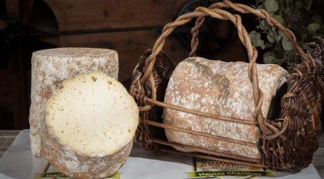 Fromagerie des Hautes Chaumes. Fourme blanche