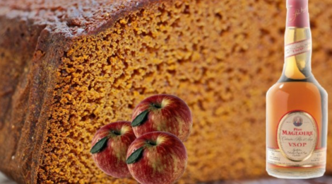 La Nougaterie Cévenole. Pain d'épice Pomme/Calvados
