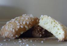 Biscuiterie Tamburini. Biscuits au sucre