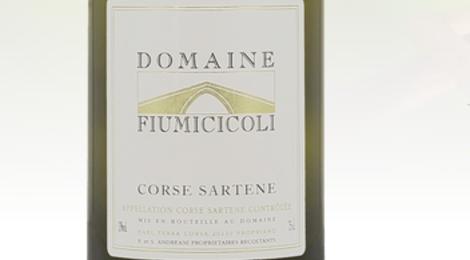 Domaine Fiumicicoli. Blanc