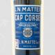 Cap Corse Mattei. Cap Mattei Blanc Grande Réserve 17°