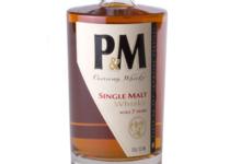 Domaine Mavela. P&M Single Malt 7 ans
