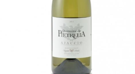 Domaine De Pietrella. Blanc