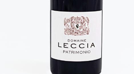 Domaine Leccia. Patrimonio rouge