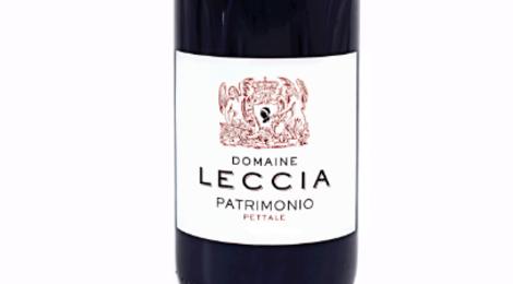 Domaine Leccia. Cuvée Pettale