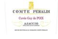 Domaine Comte Peraldi. Cuvée Guy de Poix