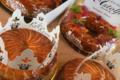 """Boulangerie """" Les Portes de la Balagne """". Brioche des rois"""