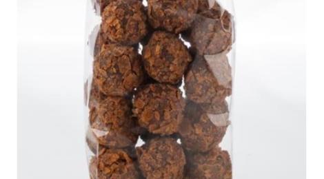 Alain Batt Chocolatier Confiseur. Truffe Bergamote