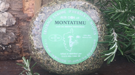 Fromagerie Alta Cima. Montatimu