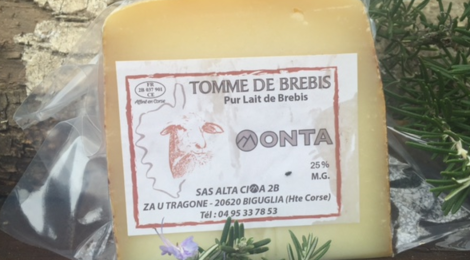 Fromagerie Alta Cima. Tomme Monta
