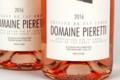 Domaine Pieretti. Coteaux du Cap Corse rosé