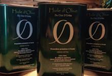 Clos d'Orlea. Huile d'olive