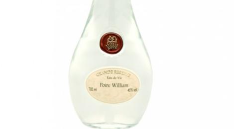 Distillerie Paul Devoille. Poire William 45%