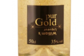 Distillerie Paul Devoille. Pur Gold William's Liqueur 35%