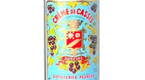Crème de Cassis PEUREUX