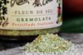 Atelier Corse. Fleur de sel . Gremolata
