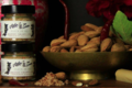 Atelier Corse. Fleur de sel. amandes caramélisées