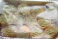 Les escargots du Thiéloup. Fromentines roquefort et noix