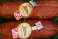 Aux produits Saugets. Saucisse de Morteau IGP Label Rouge