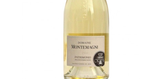 Domaine Montemagni. Blanc