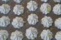Mele di Santa Maria. Meringues au citron
