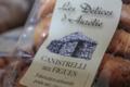 Biscuiterie Les délices d'Aurélie. Canistrelli aux figues