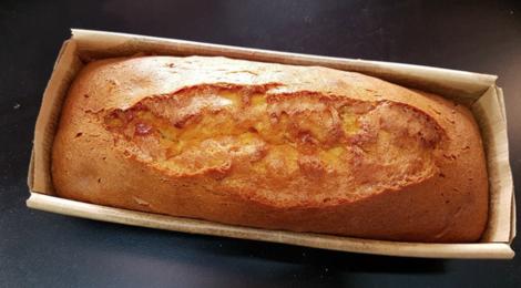 Boulangerie du Cap. Cake citron confit